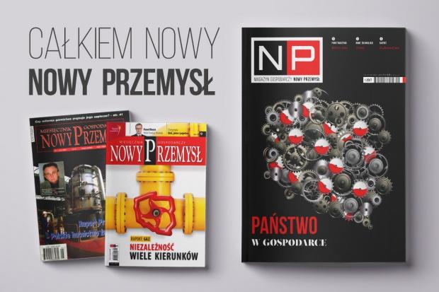 Nowa formuła magazynu Nowy Przemysł, portal wnp.pl ze Strefą Premium