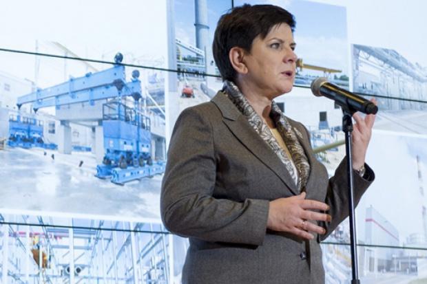 Premier o strategii energetycznej: bezpieczeństwo i własne źródła