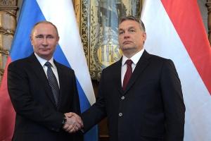 Spotkanie Orbana z Putinem. Zapewnienia dostaw gazu i finansowania elektrowni atomowej