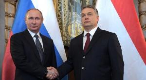 Viktor Orban i Władimir Putin rozmawiali o nowym gazociągu i atomie