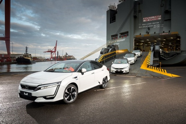 Honda i General Motors wspólnie będą produkować ogniwa paliwowe