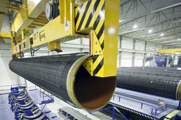 Szwajcarzy zarobią miliony na Nord Stream 2