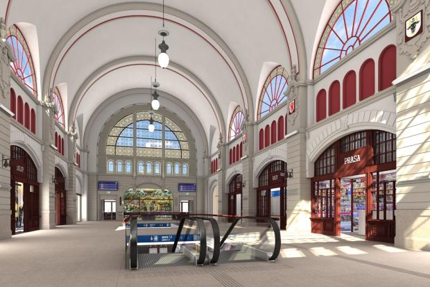 PKP zmodernizują dworzec Gdańsk Główny