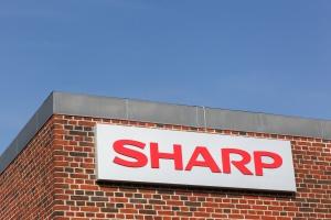 Sharp wypracował zysk w pierwszym półroczu 2017 roku