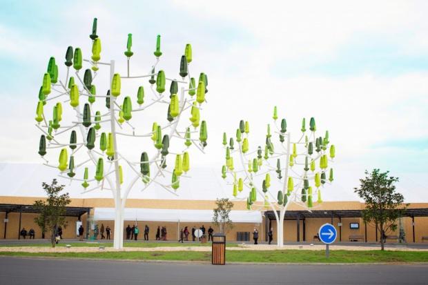 Nowy pomysł na energię odnawialną. Drzewa, które produkują prąd