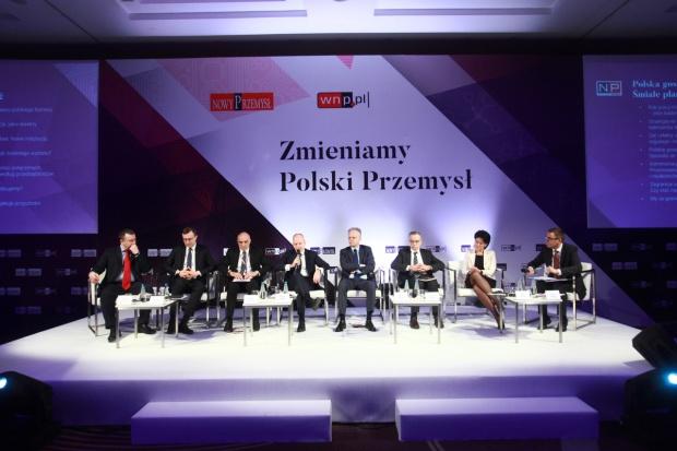 O przyszłości polskiego przemysłu na Forum Zmieniamy Polski Przemysł w Warszawie
