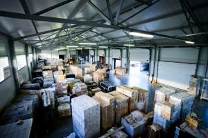 Powierzchnia terminala cargo w podrzeszowskiej Jasionce wynajęta w całości