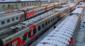 Rosja zawiesza połączenia kolejowe