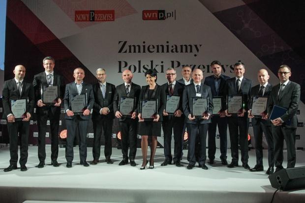 """Gala przyznania tytułów """"Tego, który zmienia polski przemysł"""""""