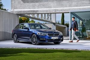 BMW 5 Touring debiutuje w Genewie