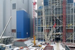 Budowa bloków w Elektrowni Opole zaawansowana w 70 proc.