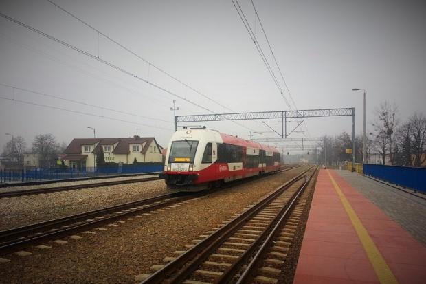 Kolejny odcinek trasy kolejowej Kutno - Toruń do modernizacji