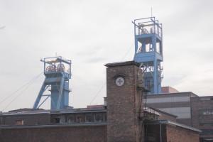 Wstrząs w kopalni Murcki-Staszic w Katowicach