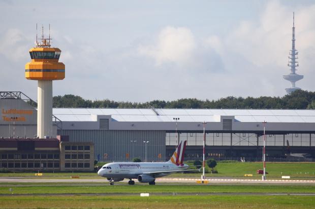 Z powodu wycieku gazu zamknięto lotnisko w Hamburgu