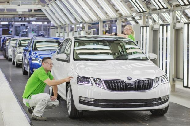 Skoda Auto wyprodukuje 10 tys. samochodów w Rosji