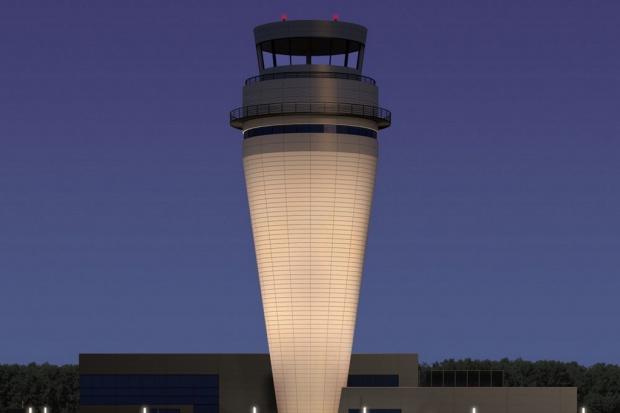 Budimex wygrał przetarg na najwyższą wieżę kontroli lotów w Polsce