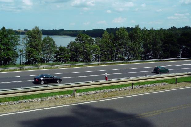Przetarg na dokumentację drogi S16 z Mrągowa do Ełku