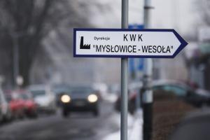 Rejon wstrząsu w kopalni Mysłowice-Wesoła wyłączony z eksploatacji