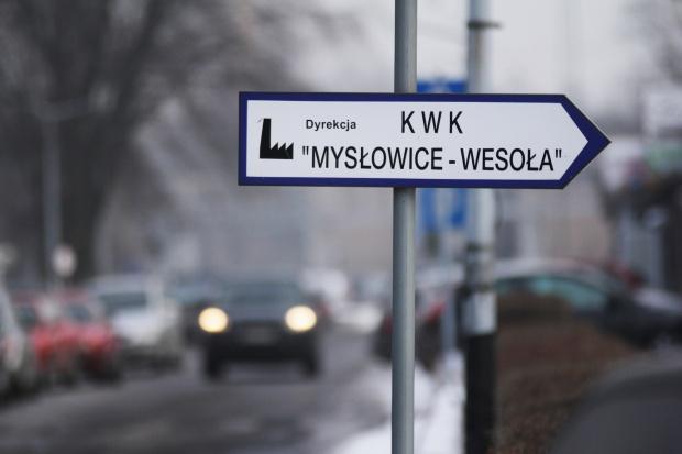 KHW: jakie zadania przed kopalnią Mysłowice-Wesoła?