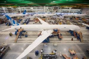 Ważne pozwolenie dla największego modelu dreamlinera