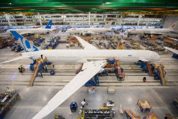 Boeing doświadczył cyberataku WannaCry