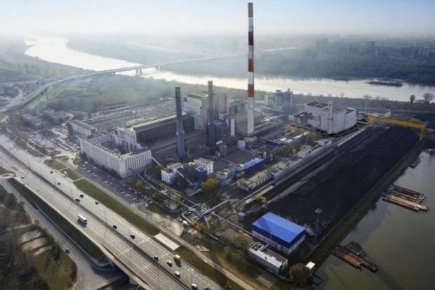Awaria sieci energetycznej przyczyną kłopotów elektrociepłowni Żerań