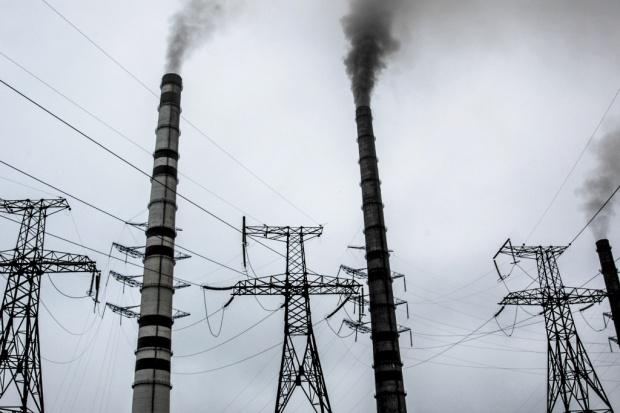 Deficyt antracytu przyczyną stanu wyjątkowego w ukraińskiej energetyce