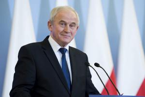 Tchórzewski: nie po to wstępowaliśmy do UE, by mieć niższy dochód narodowy