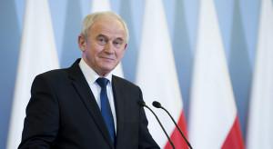 Krzysztof Tchórzewski wezwał do interwencji na rynku CO2
