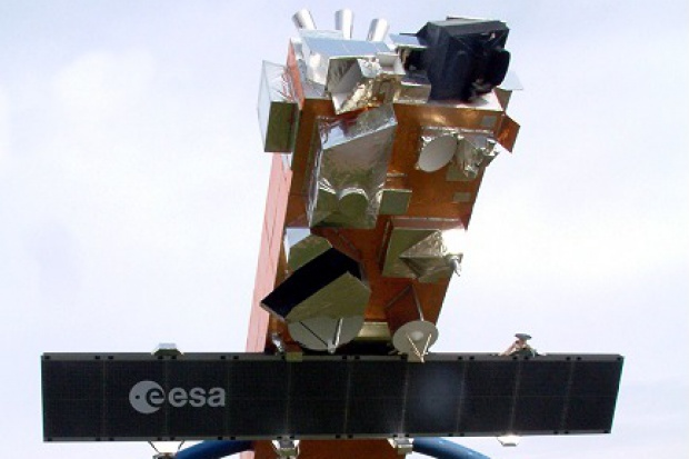 Chwytak polskich inżynierów może pomóc w łapaniu kosmicznych śmieci