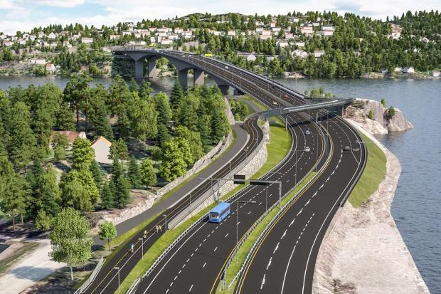Porr wybuduje most w Norwegii za ok. 265 mln zł