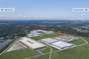 W Sosnowcu powstanie piąte centrum logistyki Amazon w Polsce