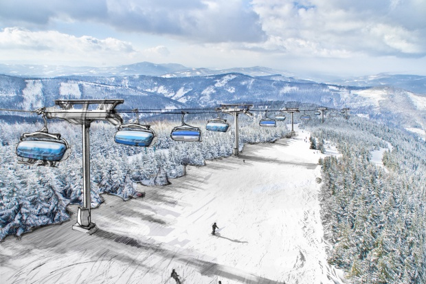 Słowacy zapowiadają narciarskie inwestycje za 60 mln euro w Szczyrku