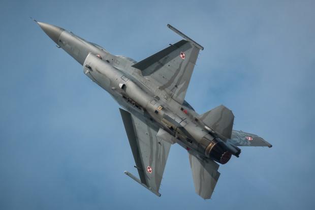 Nitro-Chem uzyskał certyfikat na produkcję bomb dla F-16