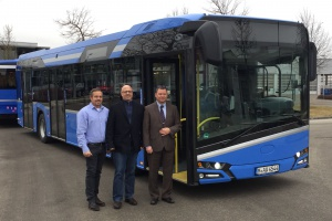 Kolejne Solarisy z przyczepką dla Monachium