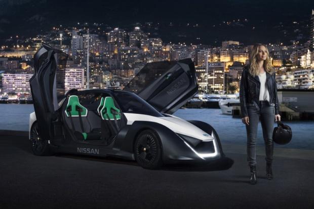 Margot Robbie elektryzującym ambasadorem Nissana