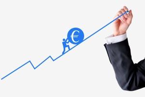 Gospodarka strefy euro wrzuca wyższy bieg