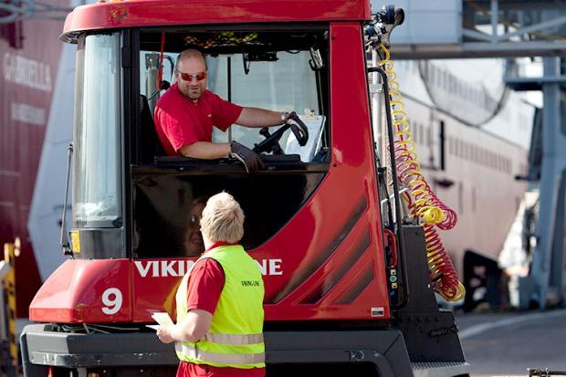 Viking Line zanotował mniejsze przychody