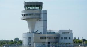 Awaryjne lądowanie samolotu na poznańskim lotnisku
