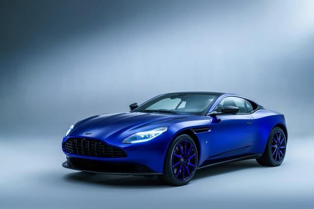 Aston Martin dla wybrednych