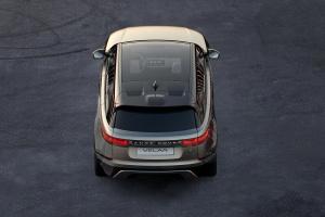 Nowy Range Rover w Genewie