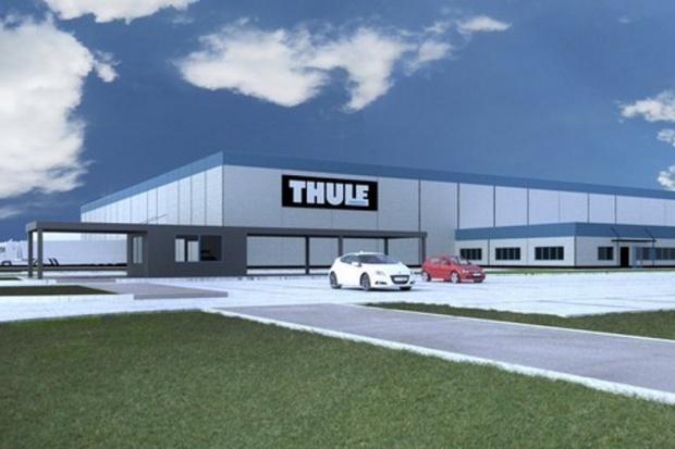 Panattoni wybuduje zakład dla Thule Group