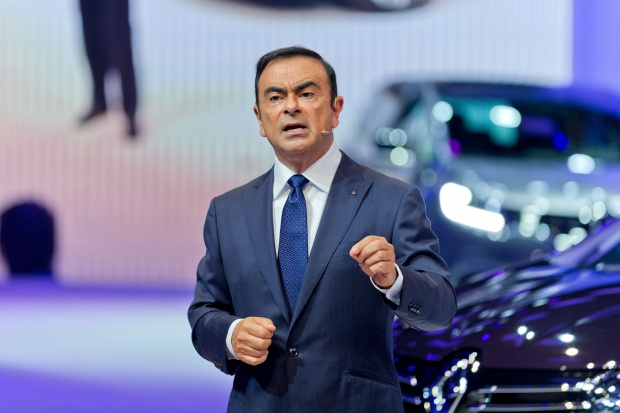 Prezes Nissana zrezygnował ze stanowiska