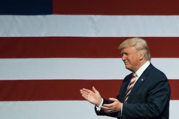 Trump najlepszego sprzymierzeńca ma w gospodarce?