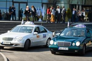 Od niedzieli maksymalne stawki dla taksówek w Katowicach