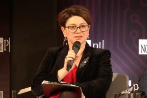P. Klarecka, PARP: musimy intensywnie pracować z przedsiębiorcami