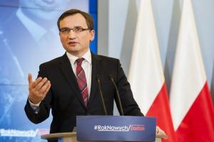 Ziobro: wprowadzenie konfiskaty rozszerzonej - dużym sukcesem
