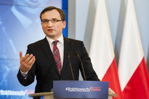 Zbiegniew Ziobro: kontrola nad SKOK Wołomin powinna zostać wprowadzona najpóźniej w październiku 2013 r.