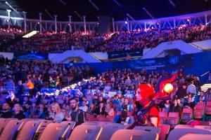 Zdjęcie numer 3 - galeria: Tłumy fanów gier w katowickim Spodku