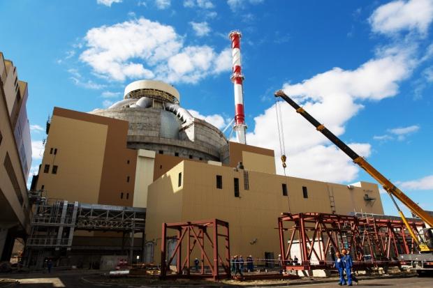 Rosatom uruchomił w Rosji blok jądrowy 1200 MW